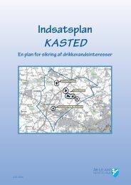 Indsatsplan Kasted - Favrskov Kommune