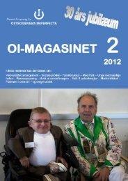 OI-Magasinet DFOI 2 - 2012 1 - DFOI.dk
