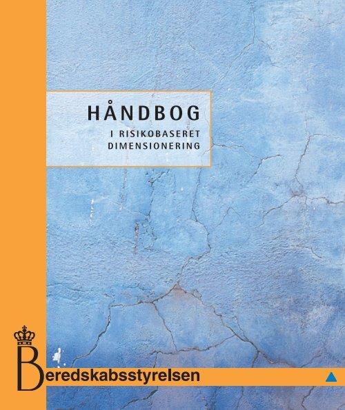 Håndbog i risikobaseret dimensionering - Beredskabsstyrelsen