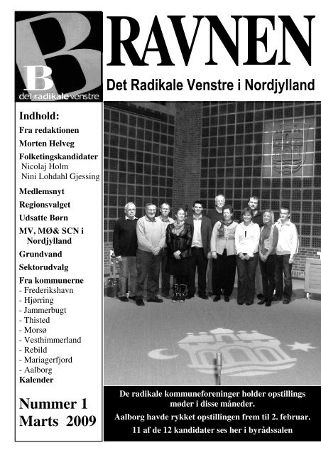 Det Radikale Venstre i Nordjylland