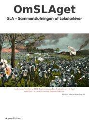 SLA - Sammenslutningen af Lokalarkiver