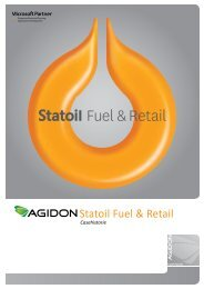 AGIDONStatoil Fuel & Retail