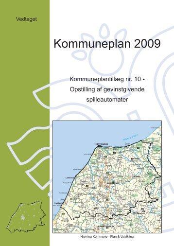 Hirtshals - Kommuneplan 2009 for Hjørring Kommune