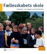 flskoledenvigtigstesamfinst - Danmarks Lærerforening