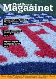 2011 - NFL - Firstdown.dk