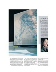 ARTIKEL BERLINGSKE / 2 SIDER / 12 - Maria Marstrand