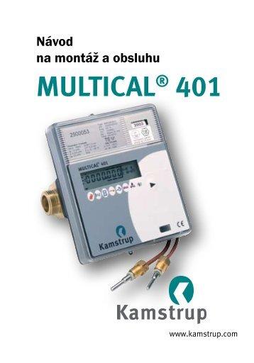 MULTICAL® 401 - Kamstrup