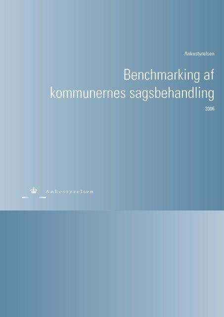 Benchmarking af kommunernes sagsbehandling - Ankestyrelsen