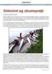 beretning fra en nybegynder på turen i 2009 - Silkeborg Kajakklub