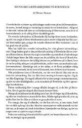Del 1 - Bornholms Historiske Samfund