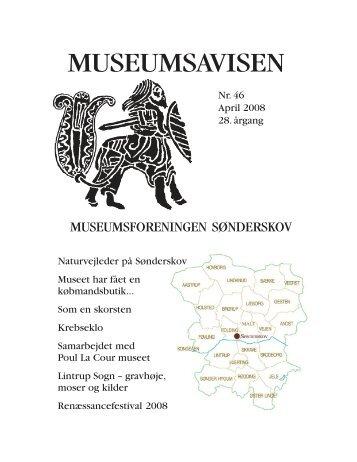 Museumsavisen nr. 46 april 2008
