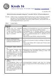 Referat af møde 7. december
