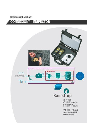 CONNEXION® - INSPECTOR - Kamstrup A/S