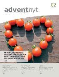 Adventnyt 2012-02.indd - Syvende Dags Adventistkirken