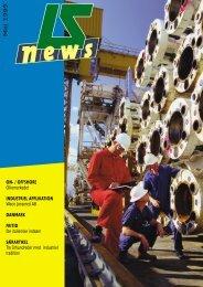 LS News 5 Kunne 1999 - Leroy-Somer
