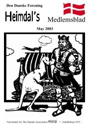 Heimdal's - The Danish Club in Brisbane, Australia