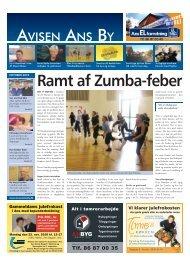 Ramt af Zumba-feber - Avisen Ans By