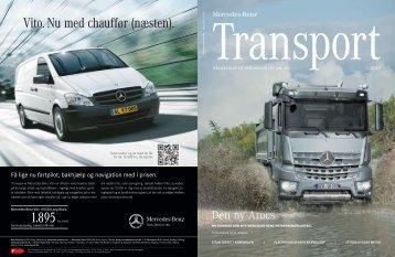 Transportmagasin - Mercedes-Benz Danmark