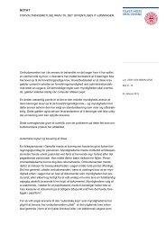 Forvaltningsretlige krav til IT i det offentlige - Vejle Byhistoriske- og ...