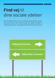 Find vej til de sociale ydelser - Aalborg Kommune