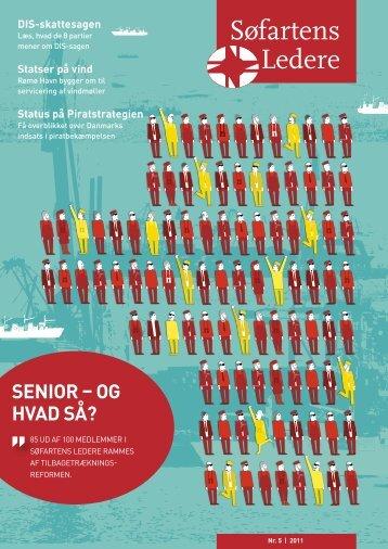 Søfartens Ledere 5 - 2011