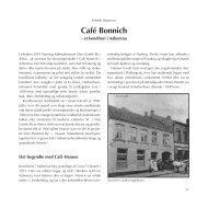 Café Bonnich - Den Gamle By
