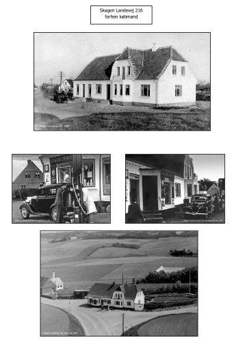 Skagen Landevej nr. 216 Købmandsgården foto