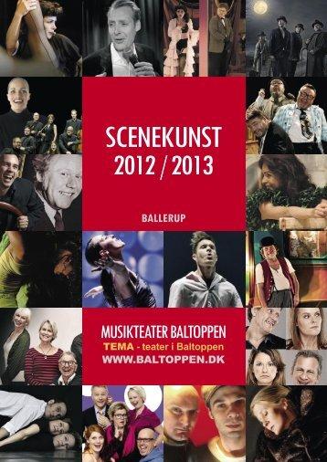 scenekunst 2012 / 2013 - Baltoppen