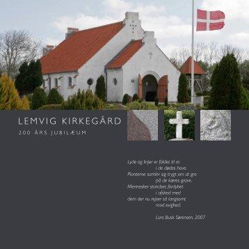LEMVIG KIRKEGÅRD - Lemvig kirkerne