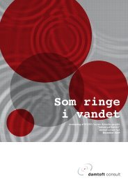 Som ringe i vandet - KFUM's Sociale Arbejde i Danmark