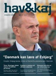 Download som pdf 2,2 Mb - Esbjerg Havn