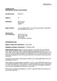 Afgørelse 2009-0210, 12. februar 2010 -S-tog - Ankenævnet for Bus ...