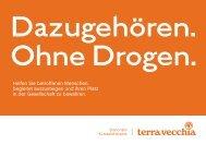 Helfen Sie betroffenen Menschen, begleitet ... - Stiftung Terra Vecchia