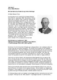 1881-09-21 Dons, Mads Madsen Min barndoms by Fredericia og ...