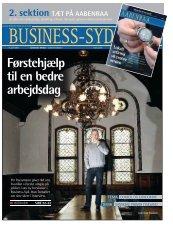 Førstehjælp til en bedre arbejdsdag - businesskompagniet.dk