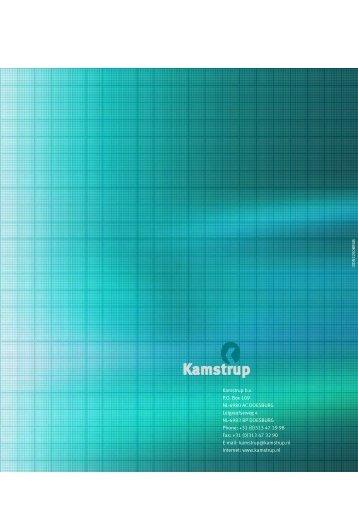 Leaflet - Kamstrup