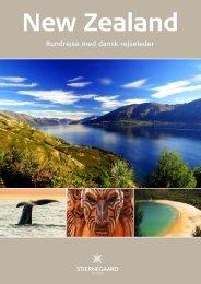 New Zealand - Stjernegaard Rejser