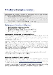 Nyhedsbrev nr 8 - august 2009 - Emu