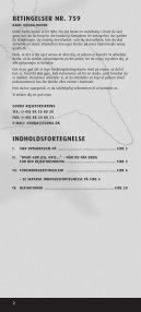 Busrejseforsikring - betingelser - Loving Italy - Page 2
