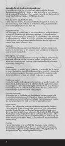 Busrejseforsikring - betingelser - Loving Italy - Page 4