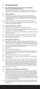 Busrejseforsikring - betingelser - Loving Italy - Page 7