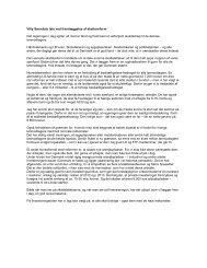 Villy Søvndals tale ved fremlæggelse af skattereform Det ... - SF