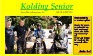 Uge 32 - Kolding Senior