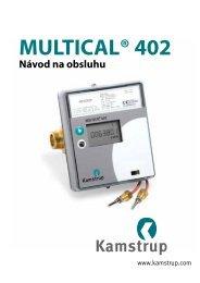 MULTICAL® 402 - Kamstrup