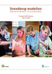 Projekt Rapport (pdf) - CSV - Svendborg kommune