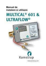 MULTICAL® 601 & ULTRAFLOW® - Kamstrup