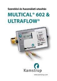 MULTICAL® 602 & ULTRAFLOW® - Kamstrup