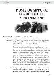 5 - Bibelstudier