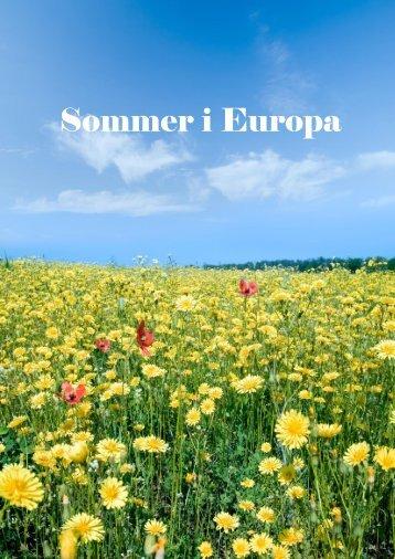 Sommer i Europa - Slagelse Bibliotekerne