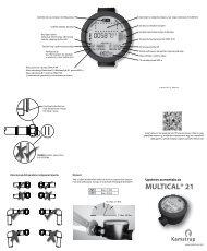 MULTICAL® 21 - Kamstrup